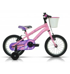 "Bicicleta Megamo 14"" Kid Girl"