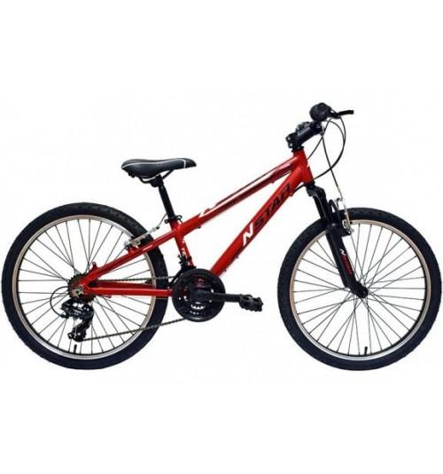 Bicicleta NEW STAR TEIDE ALU 24