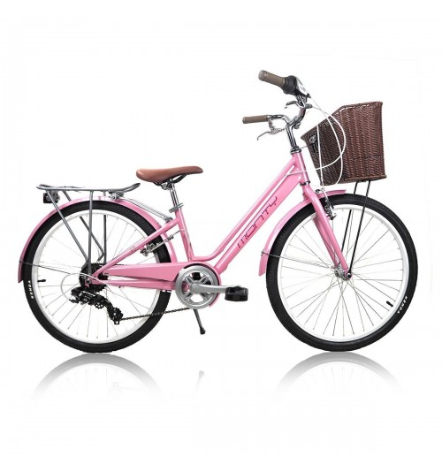 "Bicicleta Monty Little Swing 24"""