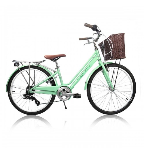 Bicicleta Monty Little Swing 24""