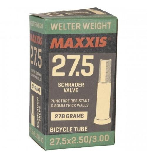 Cámara Maxxis Welter Weight 27,5 Schrader