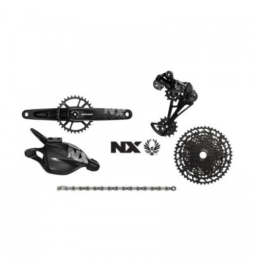 Grupo completo Sram NX Eagle 1x12 DUB