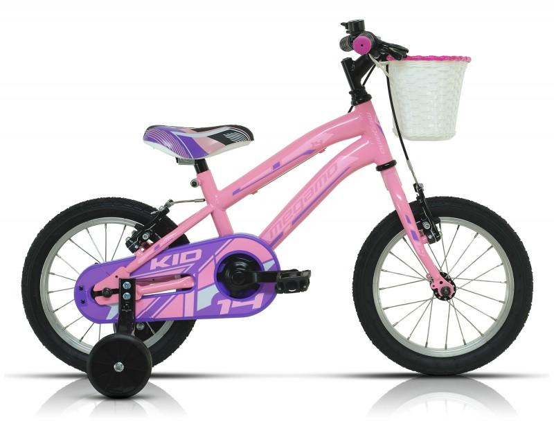 "Bicicleta Megamo 14"" Kid Girl"