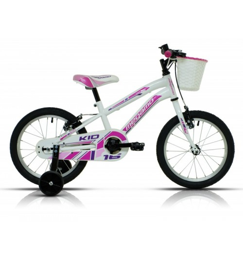 "Bicicleta Megamo 16"" Kid Girl"