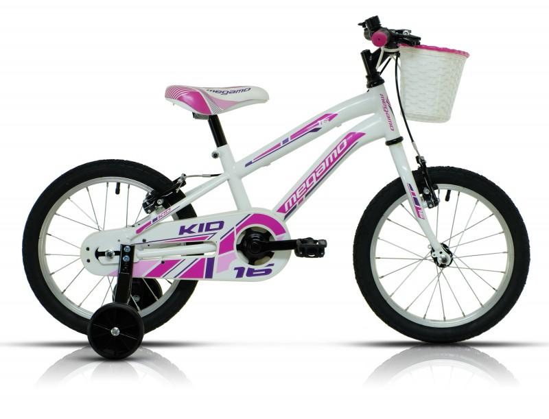 "Bicicleta Megamo 16"" Kid Girl"