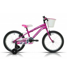 "Bicicleta Megamo 18"" Kid Girl"