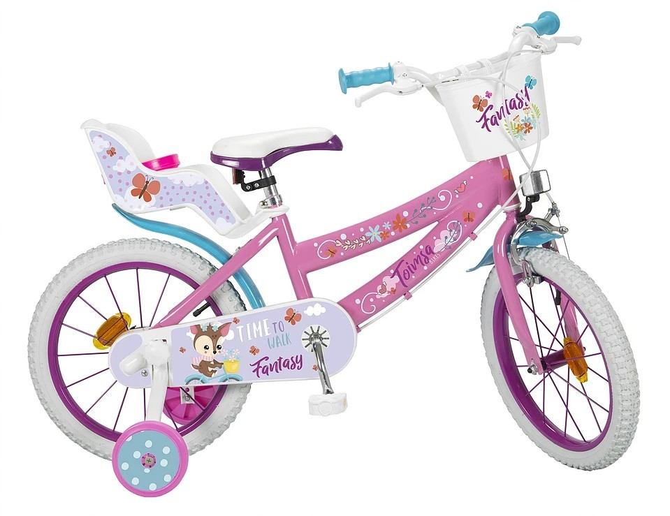 "Bicicleta Toimsa Fantasy Walk 16"""