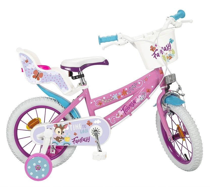 "Bicicleta Toimsa Fantasy Walk 14"""