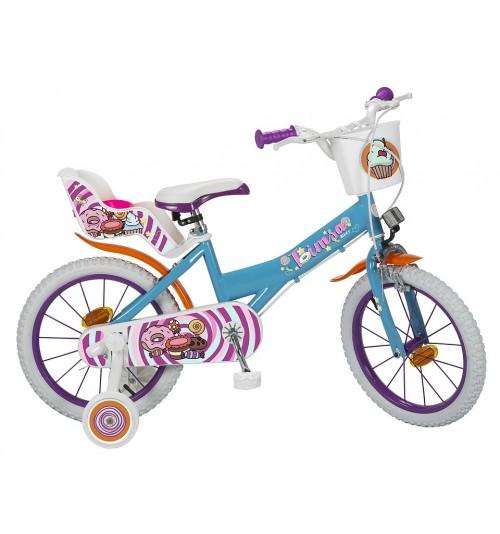"Bicicleta Sweet Fantasy 16"""