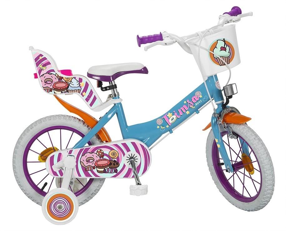 """Bicicleta Toimsa Sweet Fantasy 14"""""""