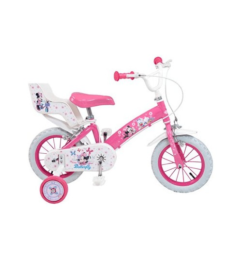 Bicicleta Toimsa Mini Mouse 12""