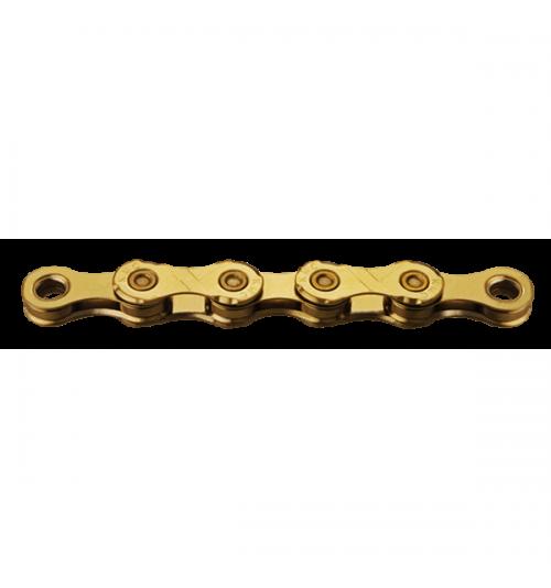 Cadena KMC X12 12 velocidades Oro