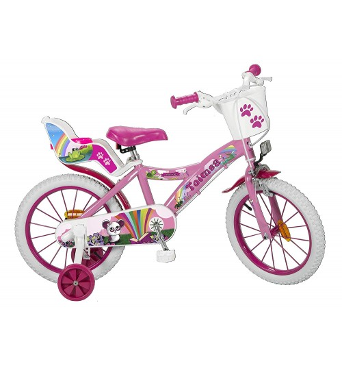 "Bicicleta Toimsa Fantasy 16"""