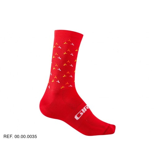 Calcetines Giro Comp Racer High Rise