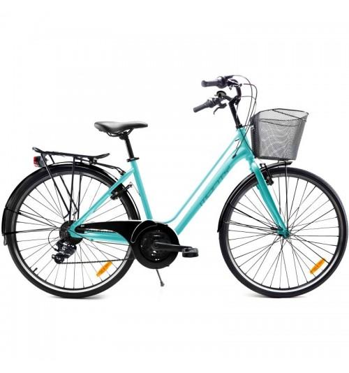 Bicicleta Monty Jazz Cuadro Bajo