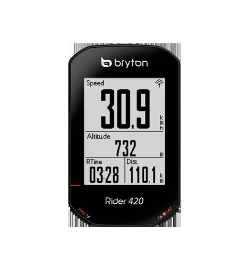 GPS Bryton Rider 420E