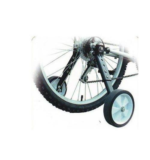 "Juego estabilizadores reforzados para bicicleta de hasta 26"""