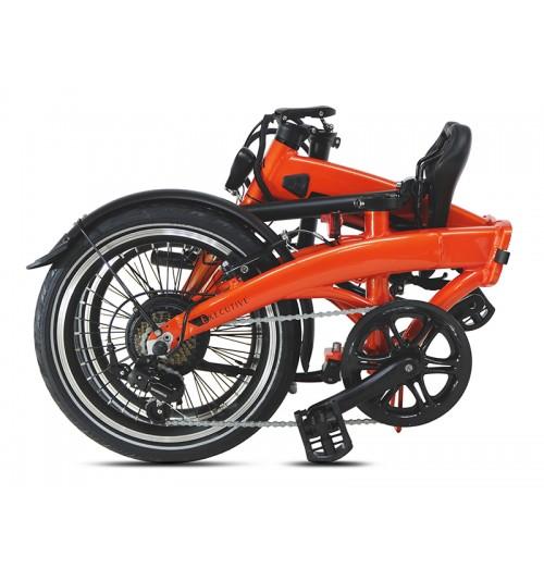 Bicicleta eléctrica Megamo Executive 2021