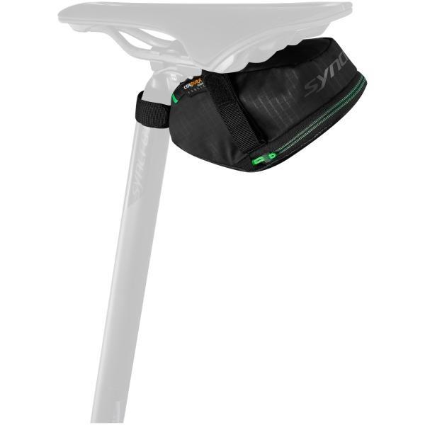 Bolsa de sillin Syncros Speed 400 (strap) Black