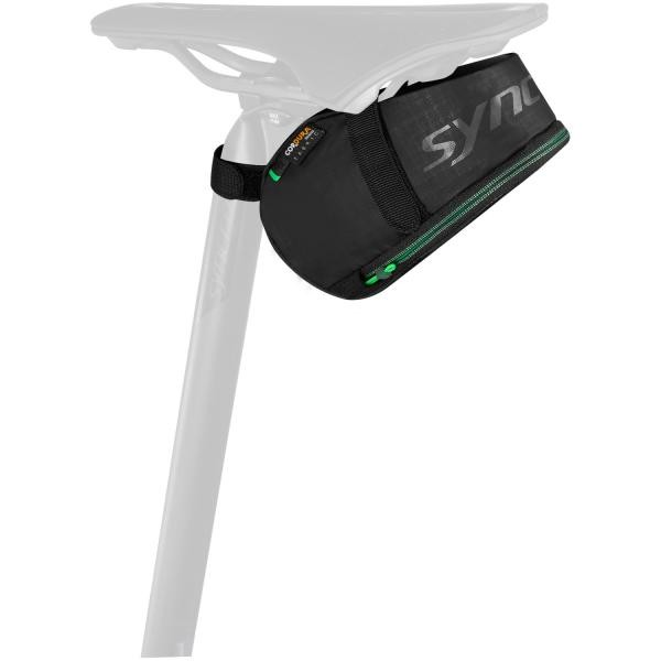 Bolsa de sillin Syncros Hivol 600 (strap) Black