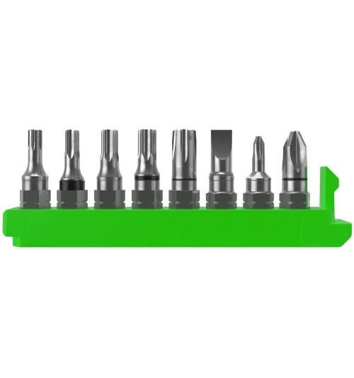 Set herramientas Syncros Greenslide Spare Bit 8PC Torx