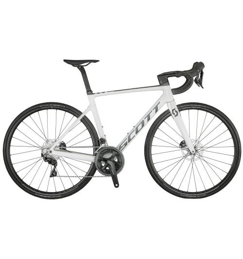 Bicicleta Scott Addict RC 10 Grey
