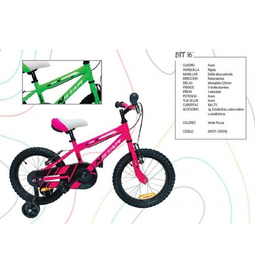 Bicicleta New Star BTT 16