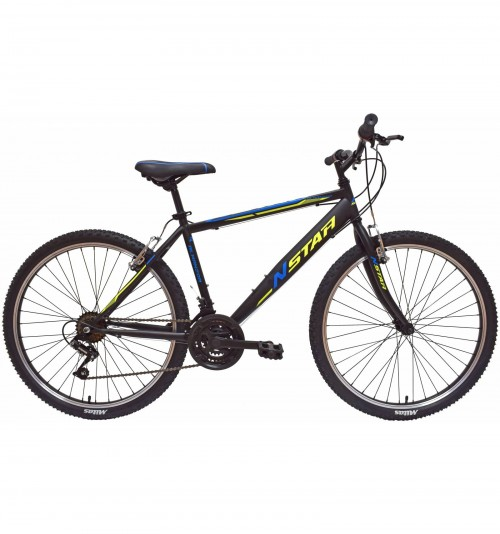 Bicicleta NEW SATR ALMANZOR H 26