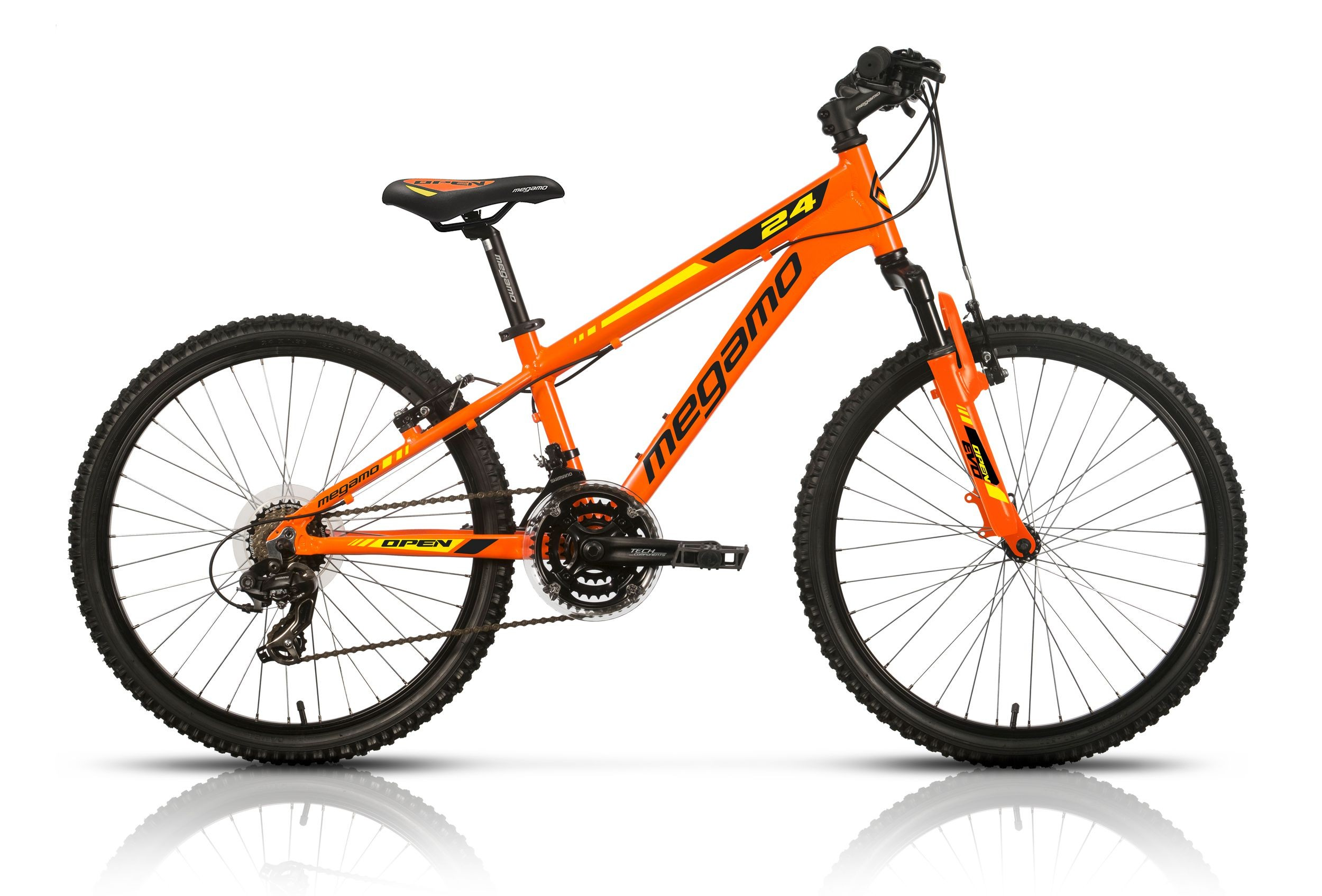 Bicicleta Megamo OPEN JUNIOR BOY 24''