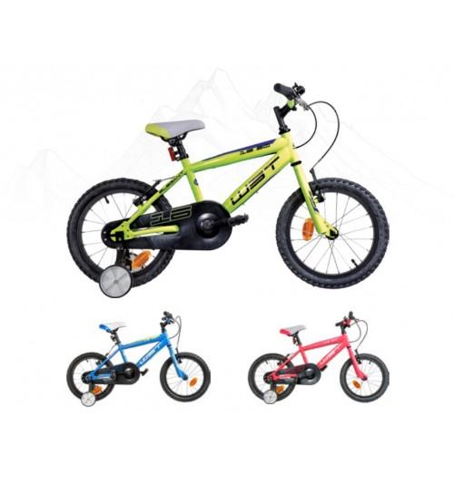 Bicicleta WST JUNIOR 16