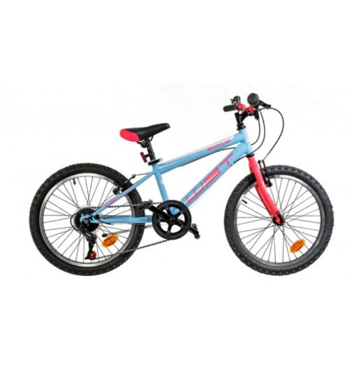 Bicicleta WST JUNIOR 20 6V