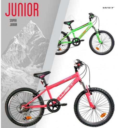 Bicicleta WST SNIPER 20