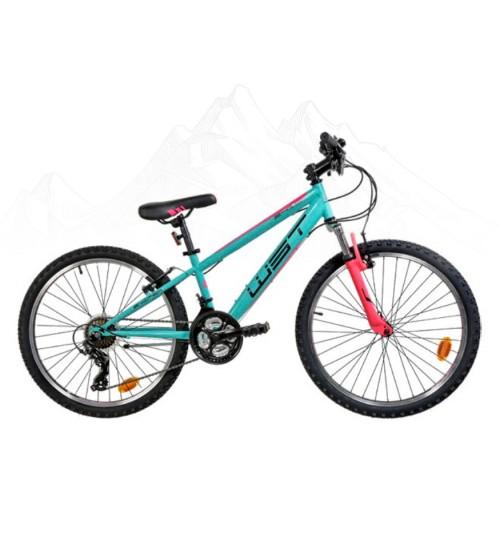 Bicicleta WST SNIPER 24 CHICA