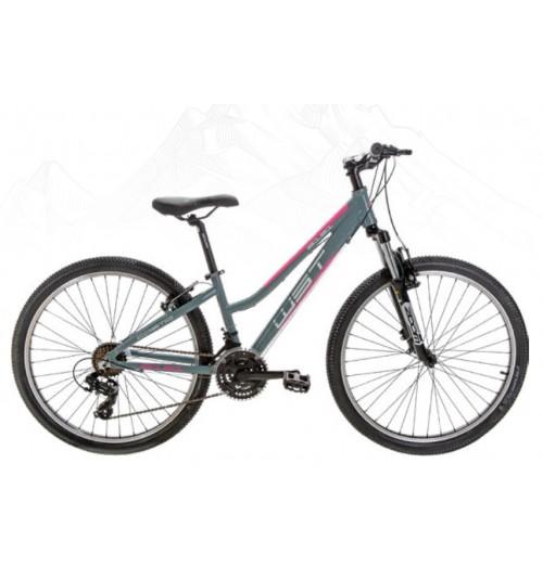 Bicicleta WST COSMO 26H