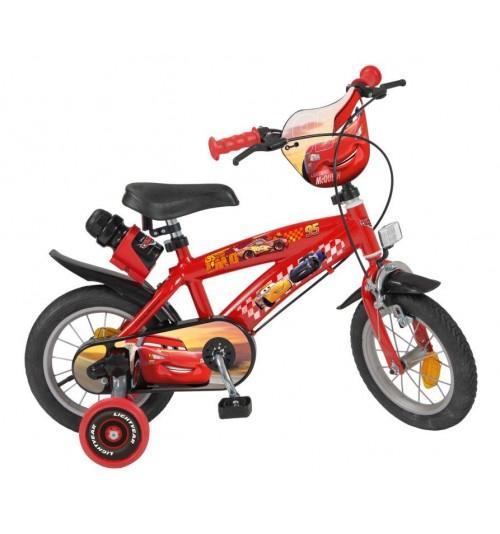 "Bicicleta Toimsa Cars 3 12"""