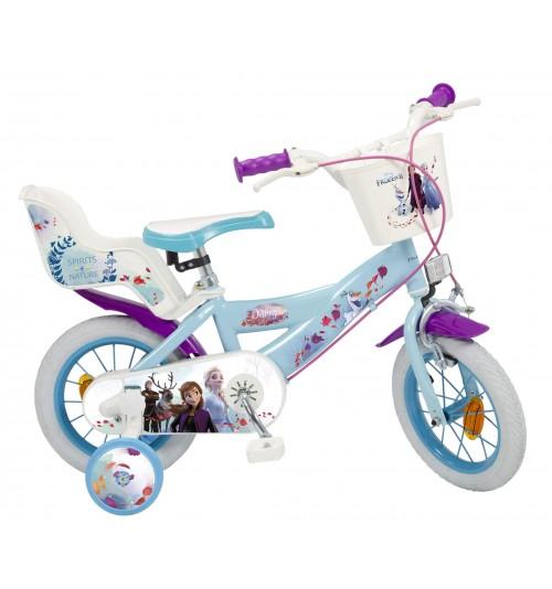 """Bicicleta Toimsa Frozen 2 12"""""""