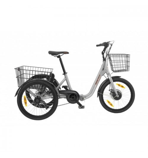 Triciclo eléctrico Monty E-132 2021