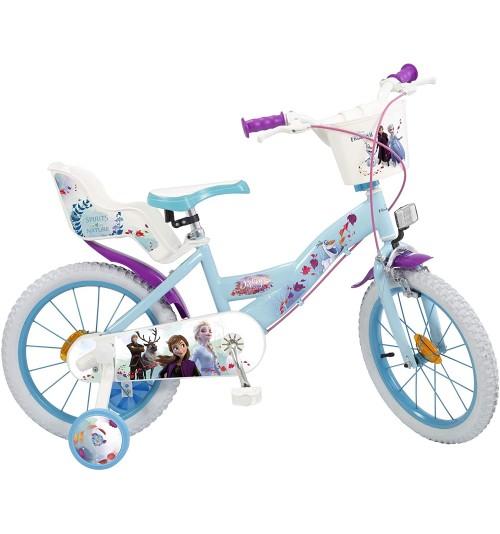 """Bicicleta Toimsa Frozen 16"""""""
