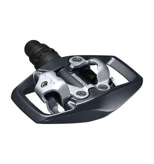 Pedales Shimano M530 Negro