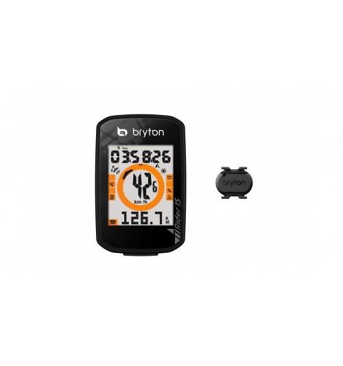 GPS Bryton Rider 15C