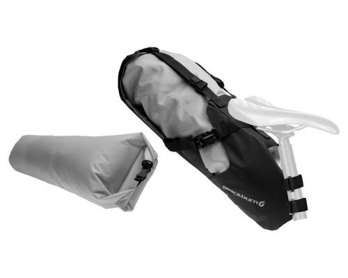 Bolsa de sillín Blackburn Outpost Seat Pack con Drybag