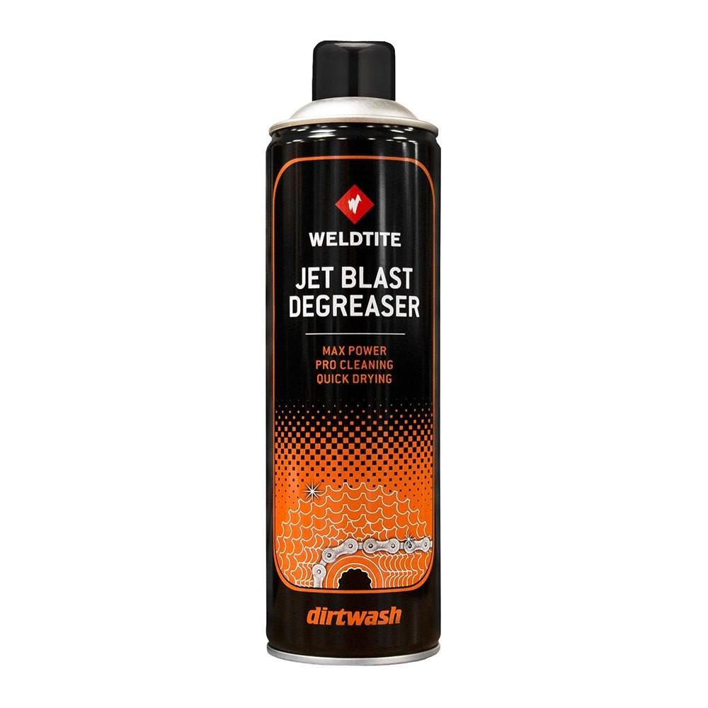 Desengrasante cítrico Aerosol Weldtite Dirtwash 400 ml