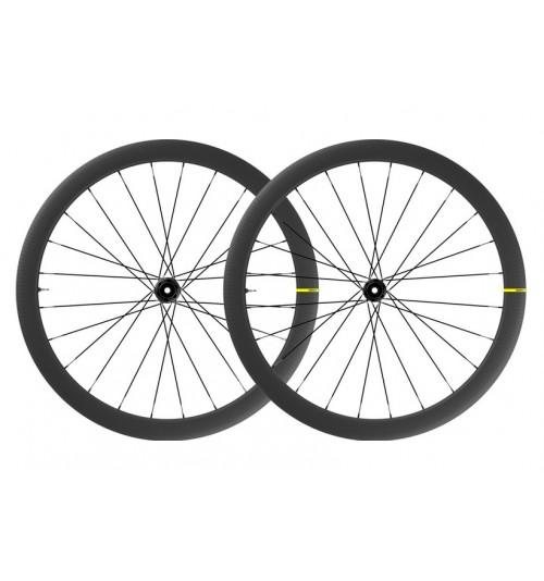 Juego de ruedas Mavic Cosmic SL 45 Disc 12X100 -12X142mm CenterLock 2021