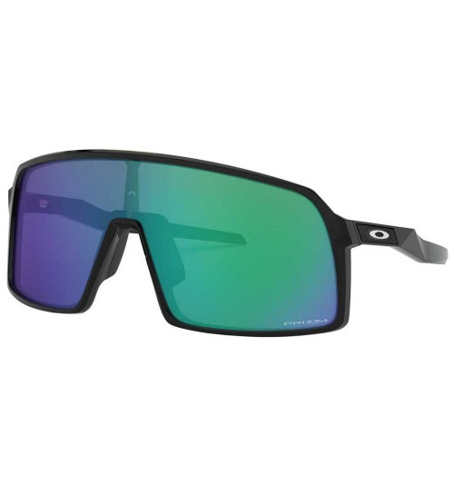 Gafas Oakley Sutro Small Polished Black con lentes Prizm Jade