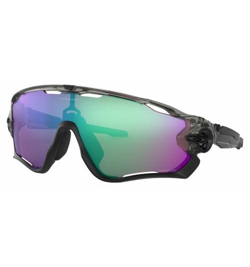 Gafas Oakley Jawbreaker Grey Purple Green Prizm Jade