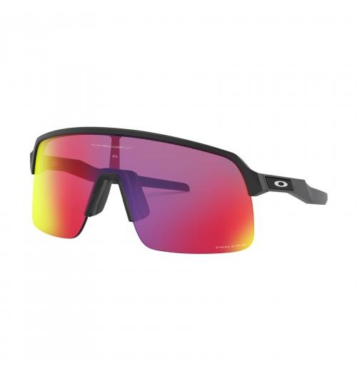 Gafas Oakley Sutro Lite Matte Black con lentes Prizm Road