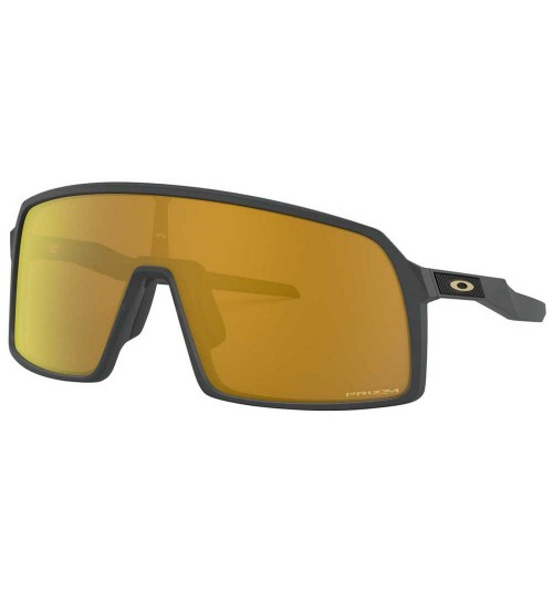 Gafas Oakley Sutro Matte Carbon con lentes Prizm 24K