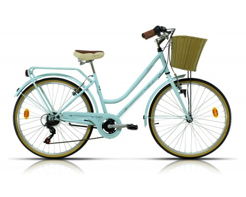 Bicicleta Megamo Trivia 26