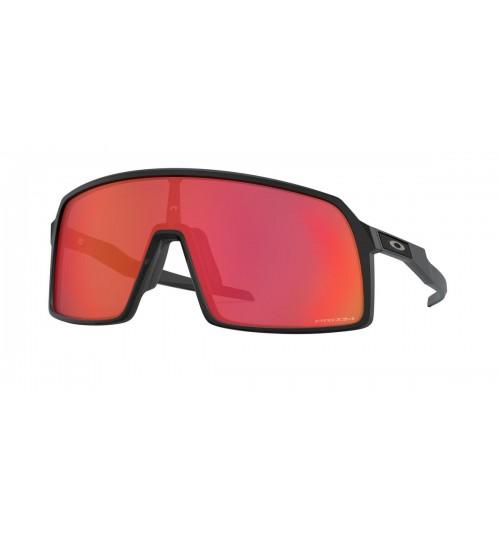 Gafas Oakley Sutro Matte Black con lentes Prizm Road