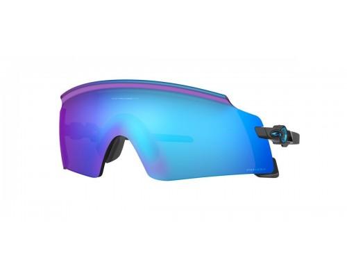 Gafas Oakley Kato X Polished Black con lentes Prizm Sapphire